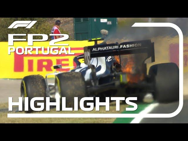 2020 Portuguese Grand Prix: FP2 Highlights