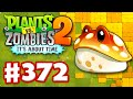 Plants vs  Zombies 2  It s About Time   Gameplay Walkthrough Part 372   Toadstool   iOS