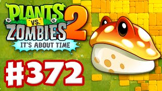 Plants vs. Zombies 2: It's About Time - Gameplay Walkthrough Part 372 - Toadstool! (iOS)