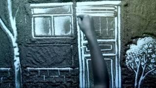 Роллеты (рольставни) ALUTECH(Рисунок алюминиевой стружкой., 2012-11-14T08:18:11.000Z)