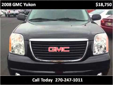 2008 gmc yukon used cars mayfield ky youtube for Seay motors mayfield ky