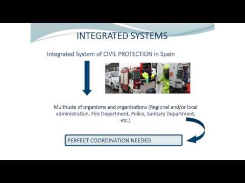 CP MODEL PROJECT: civil protection resilient systems