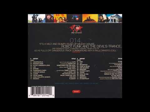 John Digweed – Global Underground 014: Hong Kong CD1 (1999)