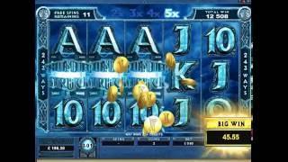 285x stake  Thunderstruck II  @Betat Casino