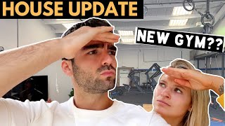 WHAT MAKES A GOOD GYM? | SETTLING IN & HOUSE UPDATES