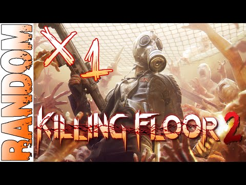 KILLING FLOOR 2 - COOP - PARIS