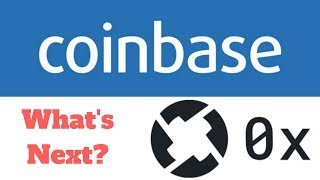 0x Added To Coinbase Pro Price Action - What Will Coinbase Add Next?