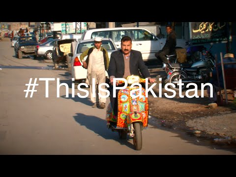 #This Is Pakistan: Vintage Vespas