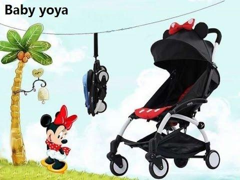 Best compact baby stroller YOYA