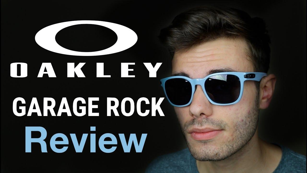oakley garage rock dimensions