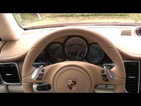 Porsche Panamera Review: Interior