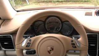 Porsche Panamera Review: Interior