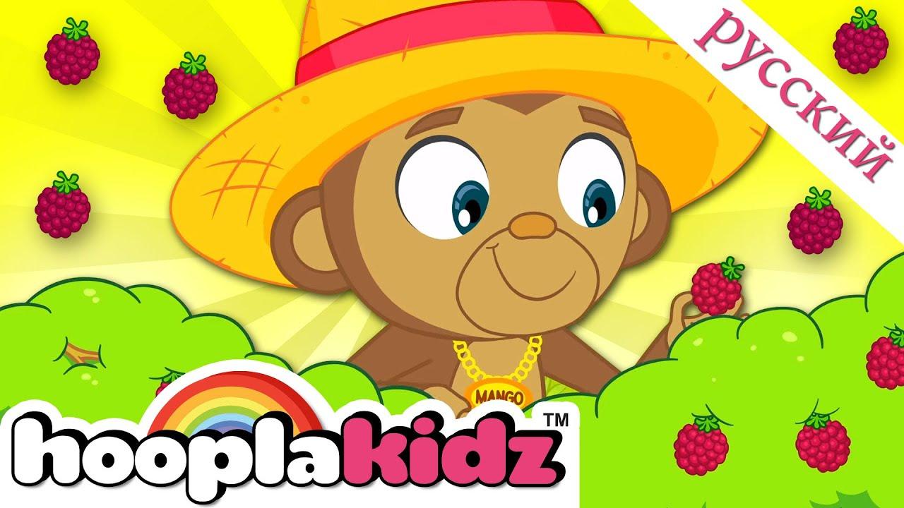 Манго и ягоды   мультики для детей   Hooplakidz