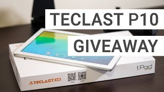 Teclast P10 Giveaway: Your Chance To Win A 10-inch Full HD Android Tablet