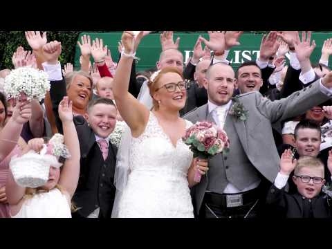 Kirsty & Mark - Ingliston Country Club Bishopton - 2nd August 2017 - Highlights