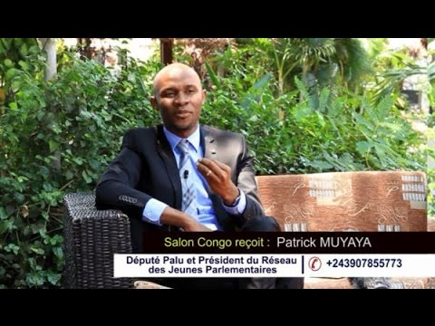 Salon Congo Honorable Muyaya Web