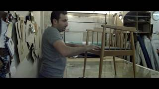 Parla Design - The Making of a Chair
