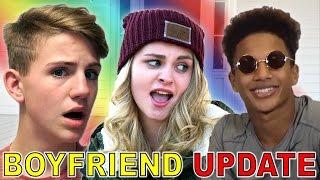 Ivey's Boyfriend Update (Dating MattyBRaps vs Justin)