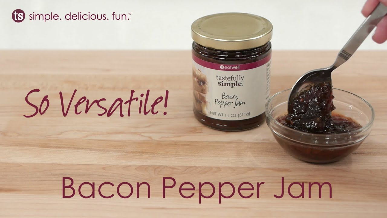how to make bacon jam youtube