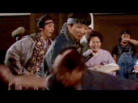 濱田岳のアドリブに星野源や高橋一生、高畑充希も大爆笑/映画『引っ越し大名!』メイキング映像