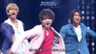 Hey! Say! JUMP - 明日へのYELL