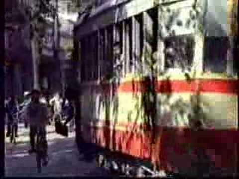 PMP DVD 870 VIETNAM 1989 TRAMS TROLLEYS TRAINS