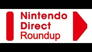 Nintendo Direct Roundup - Super Smash Bros. 4 3DS & Wii U
