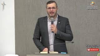 Isaías 41.1-14 - Não Temas - Pr. Antonio Dias 12-07-2020