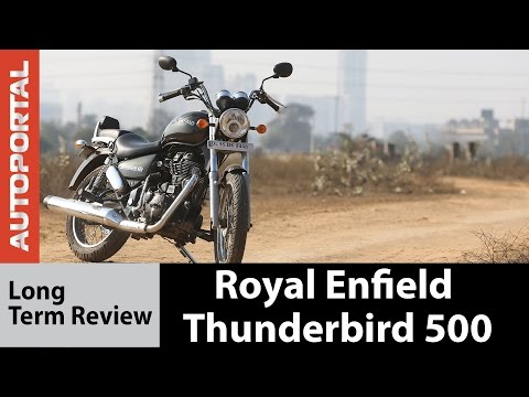 Royal Enfield Thunderbird 500 - Long Term Review