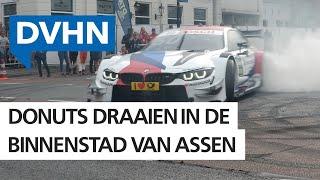 Dikke BMW's en Porsches in Assen