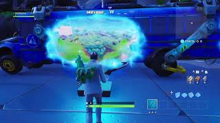 Fortnite Mech & Monster Battle Aftermath Tour w/ Wild Card