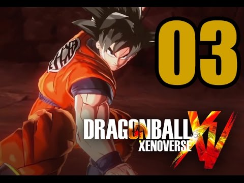 Dragon Ball XenoVerse Gameplay Walkthrough - Part 3: Parallel Quest
