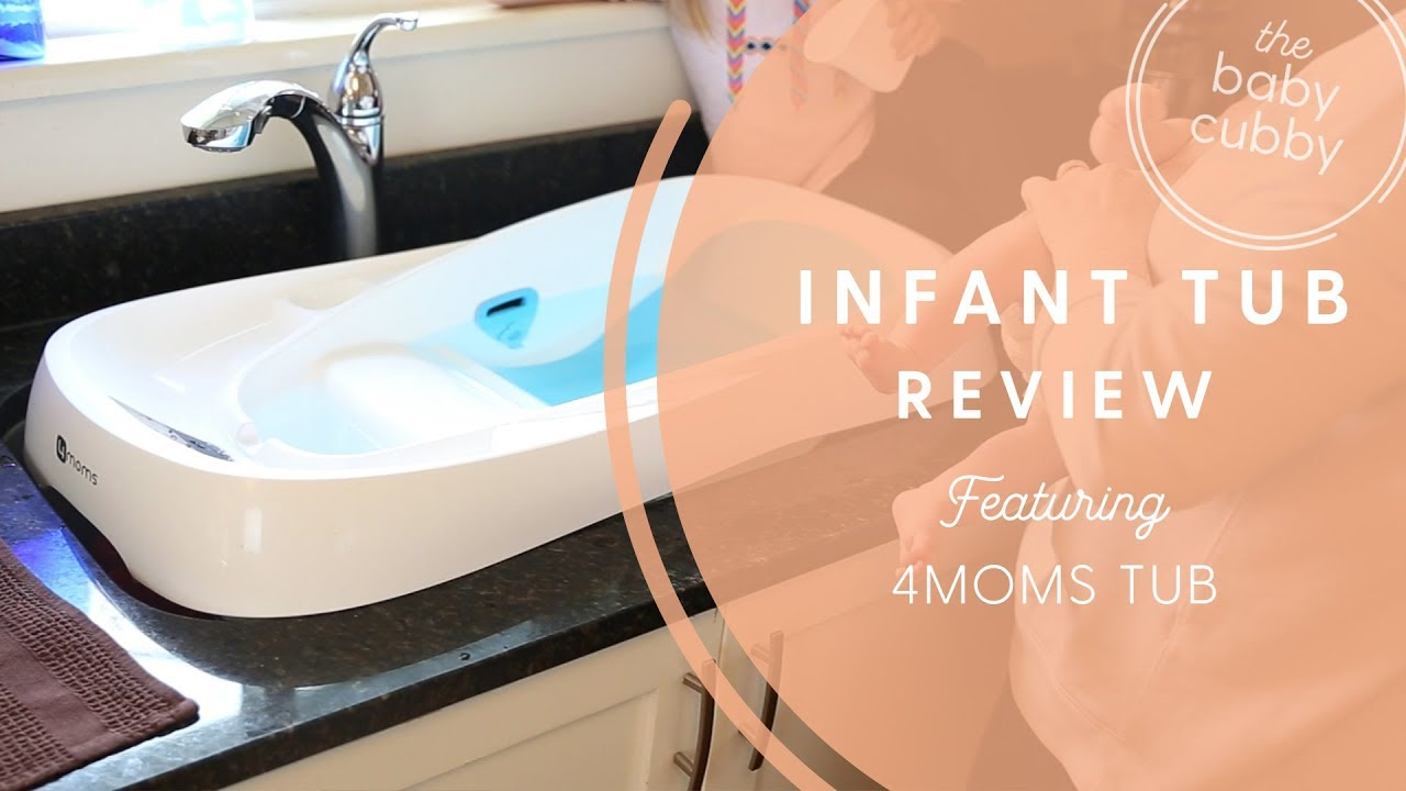 4moms infant tub review discontinued