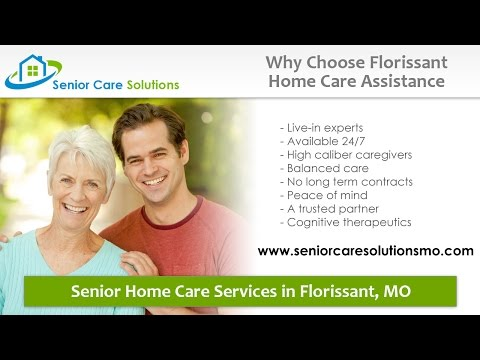 Florissant Senior Home Care Assistance and Services :: Senior Care Solutions MO