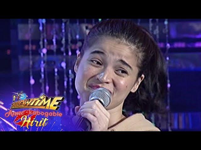 It's Showtime Anne-kabogable Hirit - Episode 12