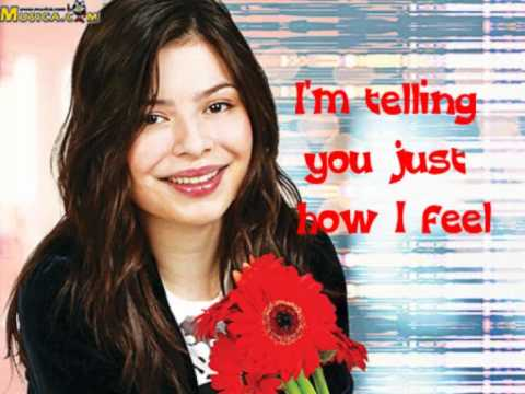 iCarly Leave it all to me (karaoke\instrumental)