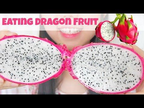 Eating Dragon Fruit Challenge with Fiancé | 火龍果好吃吗