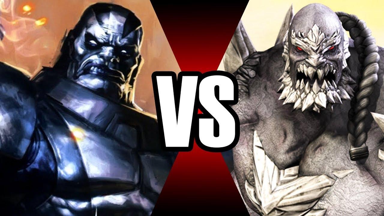 Apocalypse Vs Doomsday Who Would Win Youtube