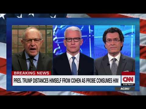 """Alan Dershowitz Vs Norm Eisen, """"Trump Went On TV and DESTR0YED His 0wn CASE"""""""