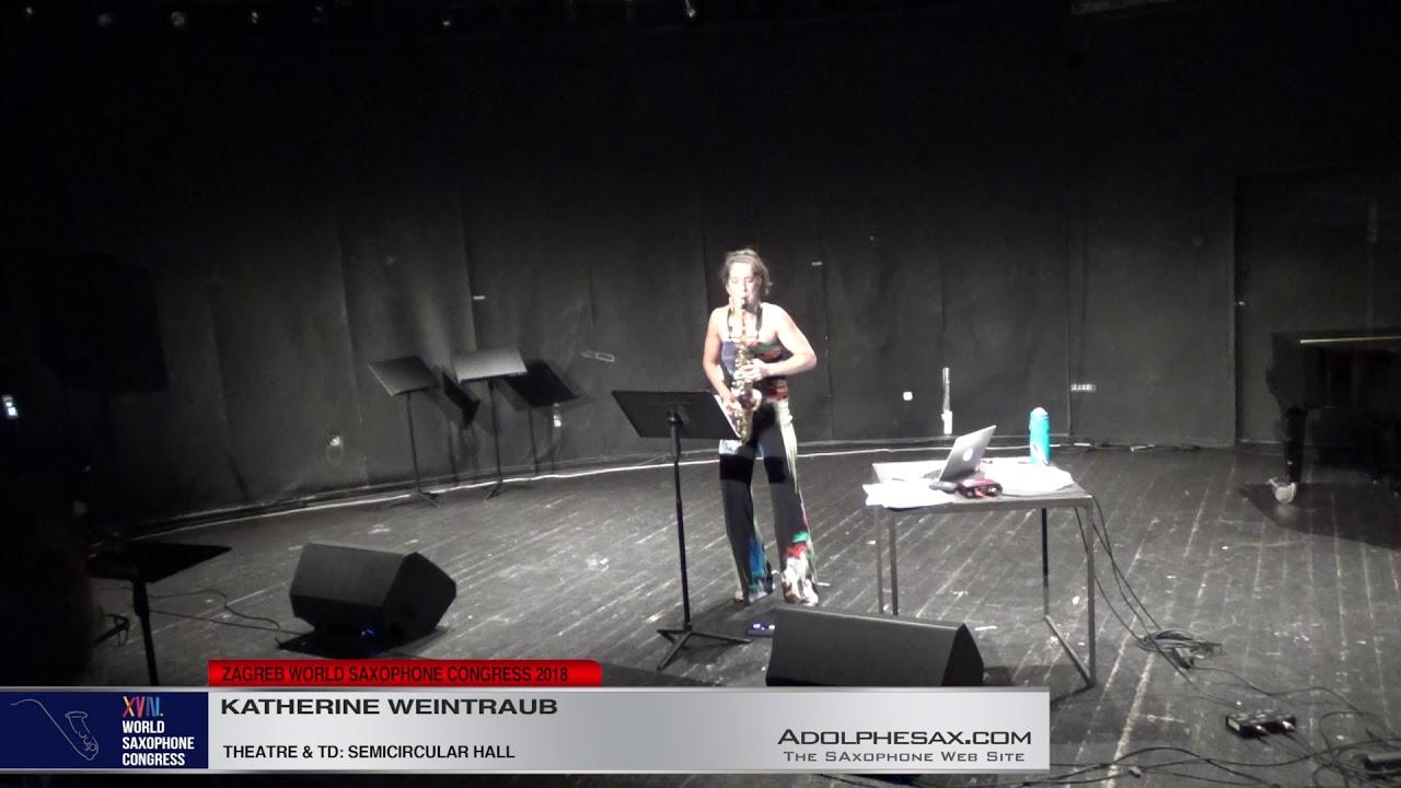 N?amandu by Joshua Keeling   Katherine Weintraub   XVIII World Sax Congress 2018 #adolphesax