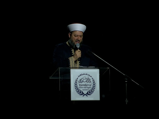 Mawlid Concert 2019 Speech Sheikh Salim