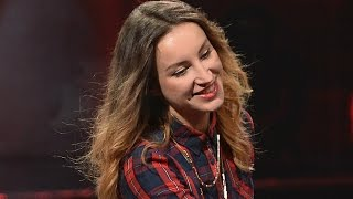 "The Voice of Poland VI - Renata Tuszyńska - ""I Wish I Didn"