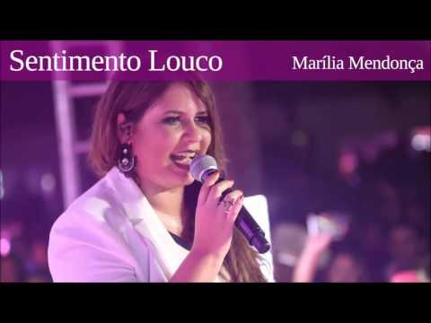 Marília Mendonça - Sentimento Louco - Letra