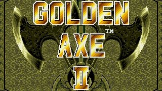 Mega Drive Longplay [439] Golden Axe II (a)