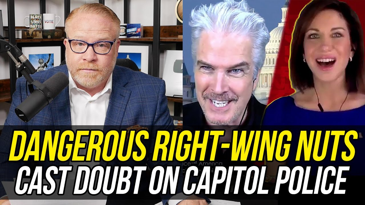 Embarrassing Right-Wing Nut Jobs HUMILIATE THEMSELVES w/ Crackpot Insurrection Theories!