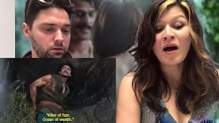 🔥🔥🔥DHIVARA FULL VIDEO SONG BAAHUBALI: THE BEGGINING BEST REACTION BY AMERICANS MUSˇ WATCH NOW!!!