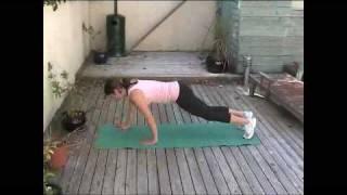 Emergency Beach Body System Workouts - Walkouts