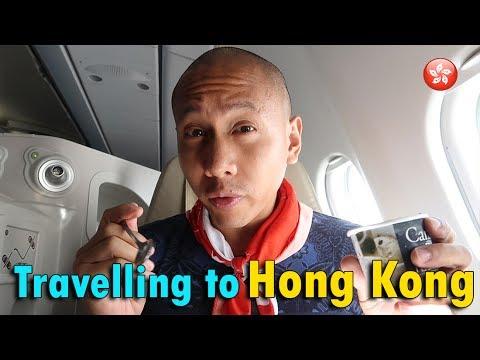 Travelling to Hong Kong   May 29th, 2017   Vlog #126
