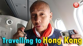Travelling to Hong Kong | May 29th, 2017 | Vlog #126