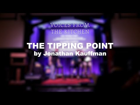 Voices From the Kitchen | The Tipping Point
